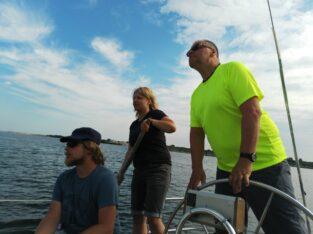 Kurs na patent jachtowy sternik morski
