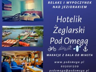 Hotelik Żeglarski Pod Omegą
