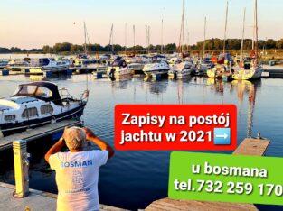 Marina Szczecin Dąbie Yachthafen Stettin