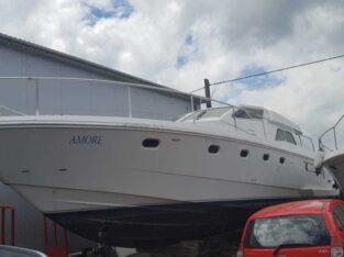 Ferretti 52 s FLY 16,8m Hausboot, Jacht motorowy, łódz motor