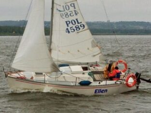 Jacht balastowy Mors 730