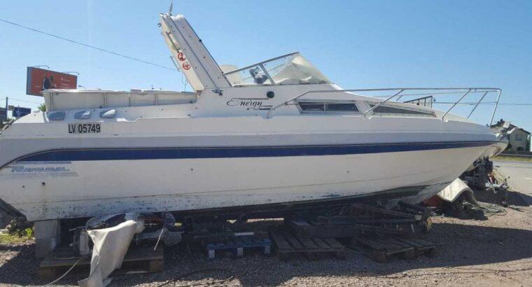 1994 Rocca Energy 8.1 m łódz motorowa kabinowa, motorówka