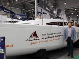 Czarter jachtu Antila 24.4