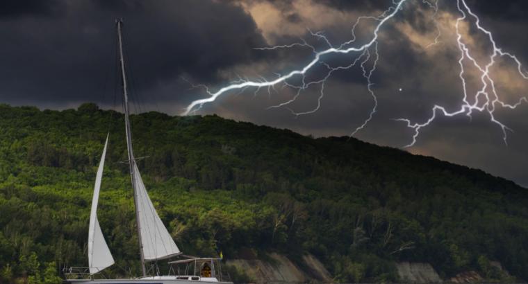 Bycie pogodynką wpisane w zawód żeglarza