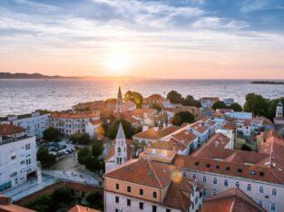 Chorwację a konkretnie cudowny Zadar i jego okolice