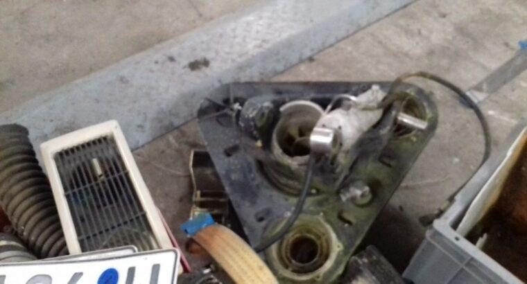 Części do silnika Mercruiser Force 125 L-Drive blok pompa