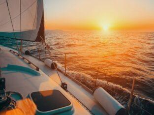 Medytację o wschodzie słońca