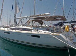 Jacht żaglowy Jeanneau 53 długość 16.06