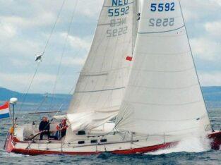Jacht żaglowy Koopmans Sentijn 37, 1996r.