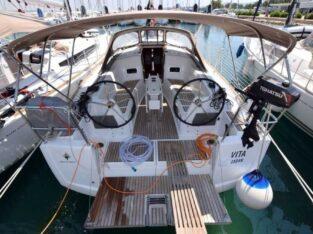 Jacht żaglowy Sun Odyssey 439 10.34 m