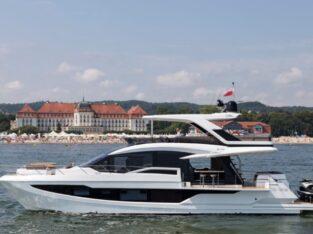Jacht motorowy Galeon 640 FLY, 2018 rok