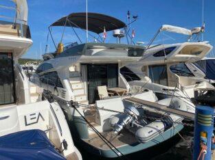 Jacht motorowy Rodman Muse 44