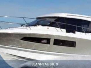 Jacht motorowy Jeanneau NC 9 długośc 9.43 m
