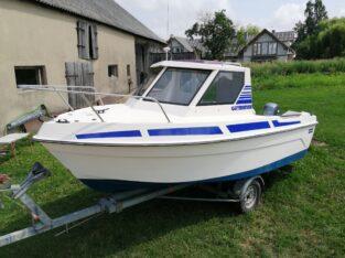 Jacht, łódź motorowa Gaymarine + Yamaha 50 km. – czterosuw