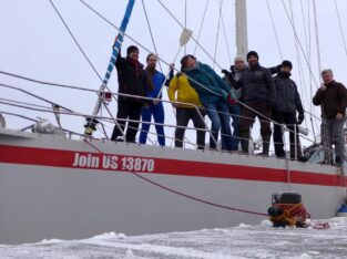Sylwester na s/y Join Us 30.12.202